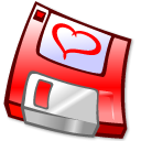 k floppy icon
