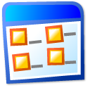 View-multi-column icon