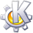 K-menu icon