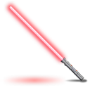 Darth Mauls light saber icon