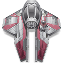 anakin starfighter icon