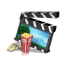 Movie-Clapper icon