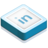 Linked-in icon
