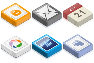 Smooth Social Icons