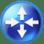 Circle arrow icon