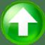 Circle-up icon