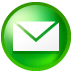 Circle email icon