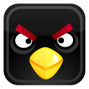 Black-bird icon