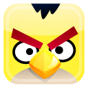 Yellow-bird icon