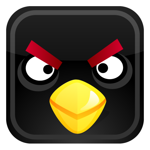 black bird icon