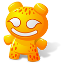 Orange-Toy icon