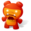red Toy icon
