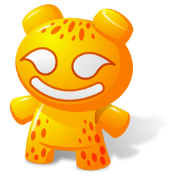 Orange Toy icon