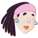 Girl 4 icon