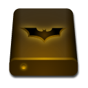 bat drive icon