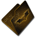 http://icons.iconarchive.com/icons/fasticon/batman-begins/128/bat-folder-texture-icon.png