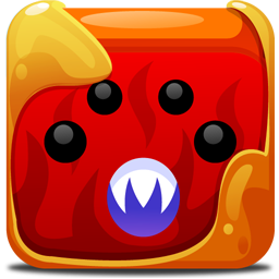 Red Block icon