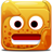 orange block icon