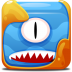 Blue-block icon