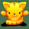 Cat-Orange icon