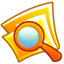 folder find icon