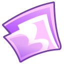 folder grape icon