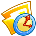 Folder-temporary icon