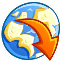 network downloads icon