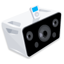Loud-speaker-5 icon