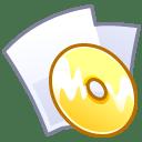 Cd image icon