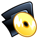 folder cd icon