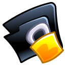folder lock icon