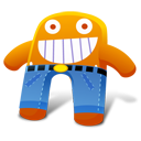 Creature-Orange-Pants icon