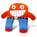 Creature-Red-Pants icon