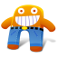 Creature Orange Pants icon