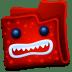 Red-folder icon