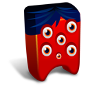 Red creature icon