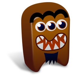 brown creature icon