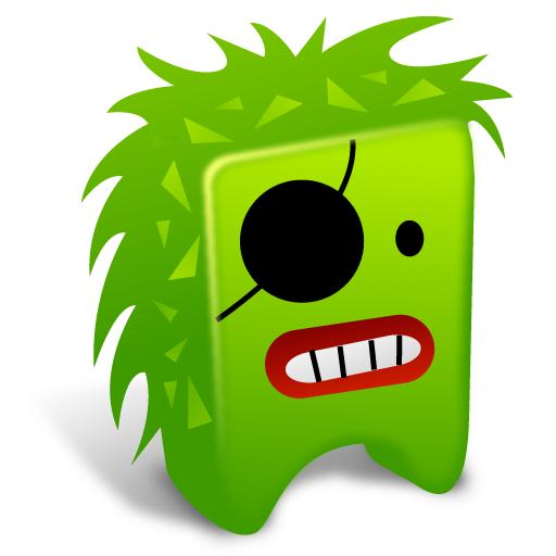 Green-creature icon