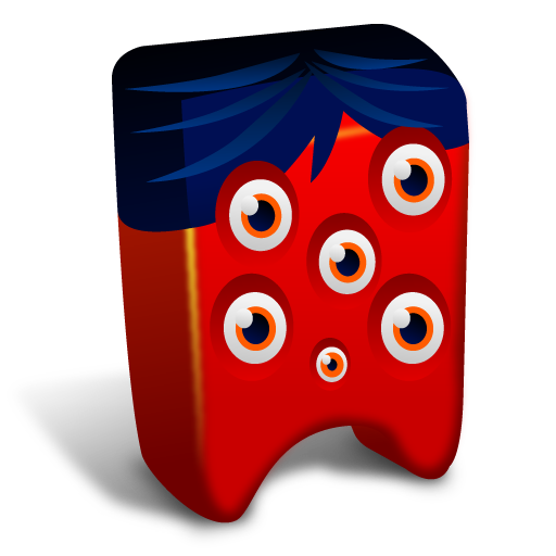 Red-creature icon