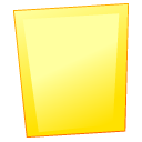 File-yellow icon