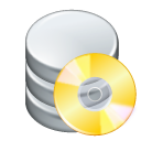 Data backup icon