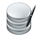 data edit icon