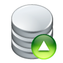 Data up icon
