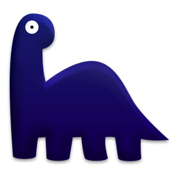 brontosaurus icon