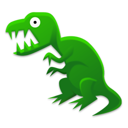 tyrannosaurus rex icon