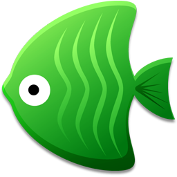 Green Fish icon