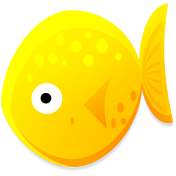 Yellow Fish icon
