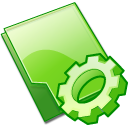 folder exec icon