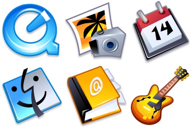iComic Applications Icons